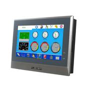 繁易电子HMI人机界面代理商|繁易电子触摸屏维修|经济型FE2070C人机界面维修