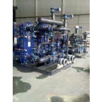 专业维修板式换热机组1-300KW水泵暖通水泵