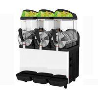 东贝雪融机商用三缸雪粒机雪泥机刨沙冰机冷饮冰沙机XC336A特价
