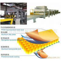 供应青岛国森专业制造高精度铝蜂窝板压机成套设备
