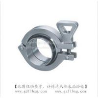 广州方联供应不锈钢卡箍 不锈钢管件