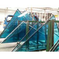 河南郑州12mm钢化镀膜中空玻璃图片