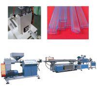 IC电子管挤出机 PVC型材生产设备 异型材机器