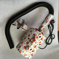 双航宠物吹水机厂家 两档调温单电机 彩色吹水机