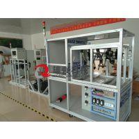 江淮商用车离合制动踏板的强度、抗扭性能试验台架