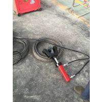 甘肃兰州手提式液压钢筋弯曲机 建邦厂家直销