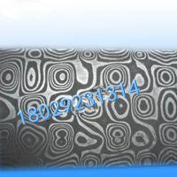 定制大马士 革钢材 多种花纹规格供应