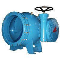 非凡阀门 上展式偏心半球阀 DYQ340H 工业 水电厂 广西 云南法兰自控 暖通空调 水利水电
