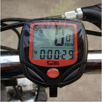自行车码表 里程表 有线码表 速度表 计速器 骑行装备 配件