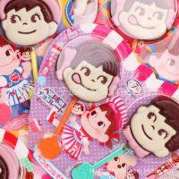 热销供应 日本进口 不二家双棒巧克力 24克*12板/盒价 一箱12盒