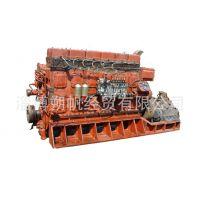 二手6160发动机300马力二手潍坊6160船用柴油机