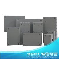 苏州厂家大量批发304不锈钢配电箱 不锈钢防水箱 铁皮电表箱