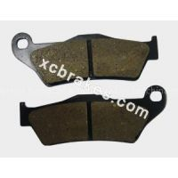 motorcycle&atv parts semi-metal brakes pads for YAMAHA