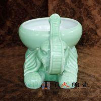园林装饰陶瓷喷泉定做,景德镇喷泉厂家直销,千火陶瓷