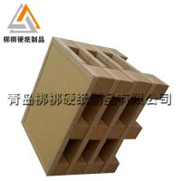 供应日照岚山区推出器纸托盘 纸包装厂家加工定做 成本低品质高