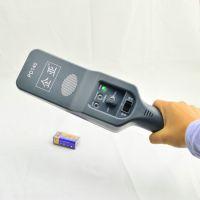 学校手持金属探测器PE-140检查手机安检棒 安检门
