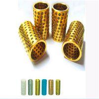 嘉善YDB专业生产无油轴承 滑动轴承 自润滑轴承:FZH铜基钢球保持架