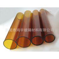 厂家专业提供彩色高硼硅玻璃管 高硼硅玻璃加工定制
