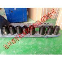 沧州德厚专业生产丝杠 滚轴专用螺旋钢带保护套