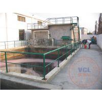 威斯乐品牌 长力制线公司染色废水处理工程设备 工艺稳定 净化效率高