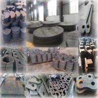 钢厂直销桥梁板Q345qC Q345qD切割销售切割圆 法兰 异形件