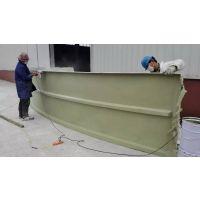 优惠促销MILES牌*四川污水池密封加盖|玻璃钢集气罩|玻璃钢拱形盖板生产厂家