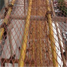 厂家大量供应重型钢板网 菱形建筑钢板网 新型钢筋圈边钢笆片