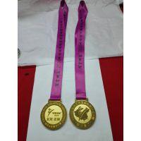 南京订做金属奖牌马拉松奖牌锌合金压铸奖牌制作工厂