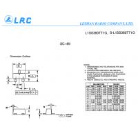 LRC开关二极管 L1SS360TT1G