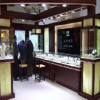 福州制作珠宝展柜厂 福州的珠宝展示柜厂家 福州珠宝展示柜
