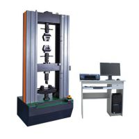 WAW-300KN型微机控制电液伺服液压万能试验机 上海国际生物技术及实验室仪器设备展览会