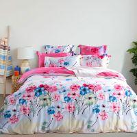 厂家直销2015春夏新品纯棉四件套100%全棉床上四件套床单热销爆款