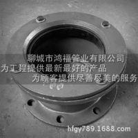 铸铁管、山东铸铁管件厂、球墨铸铁管双向接头