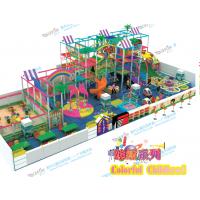 童乐风海绵儿童游乐设施孩子堡 海洋主题儿童淘气堡益智游乐设备厂家