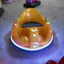 广场赚钱儿童游乐设备有哪些 新型风火轮战车又名双人蜗牛碰碰车厂家直销
