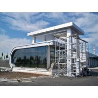 广东造型铝单板外墙广告装饰厂家