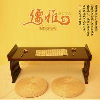 沈阳幼儿园国学课桌 运城国学桌椅 遵义仿古实木书桌