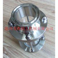 温州龙胜轻工机械有限公司专业生产卫生级不锈钢阀门管件,价格实惠