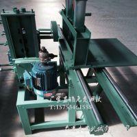 木工机械开榫机 半自动五碟锯 五碟梳齿机