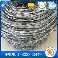 凯卓厂家生产镀锌丝刺绳刺丝网刀片刺绳防护铁蒺藜