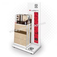 L型简单便携式瓷砖展架T503宜度