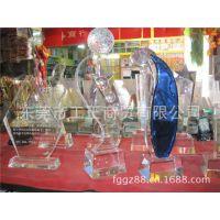 个性定制水晶奖杯、奖座、奖品、精品