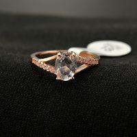 YE005外贸首饰厂家欧美时尚镀金镶大钻石高档手饰品女款戒指批发