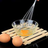 不锈钢手动打蛋器 奶油搅拌器和面器厨房小工具蛋抽 厨房瑰宝 25g