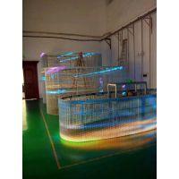 MIDS-LED奥蕾达智能屏LED创意屏LED主题造型屏LED弧形屏LED透明格栏屏LED室内全彩屏