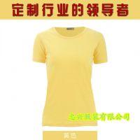 天河区忠兴制衣厂专业定做T恤衫20年,夏季女式T恤衫供应厂商