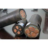 供应齐鲁牌裸铜线多芯交联塑料绝缘聚氯乙炔护套电力电缆价格优惠质量 YJV32 1*95