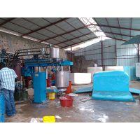供应海绵发泡机艾立克ECMT-131A海绵机械全自动箱式发泡机