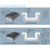 购买SYR反应粘湿铺防水卷材 销售SYR反应粘高分子防水卷材