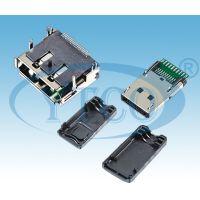 供应供应高清DisplayPort连接器 DisplayPort连接器厂家